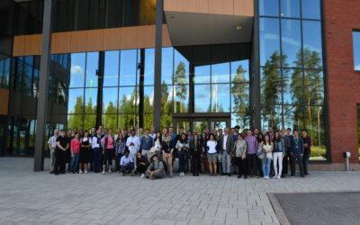 PBF mukana ECMI matematiikan mallinnusviikolla 9.-16.7.2017