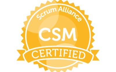 PBF-tiimissä on nyt ensimmäiset sertifioidut ScrumMasterit